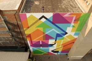 Above street art Johannesburg | Art-Pie