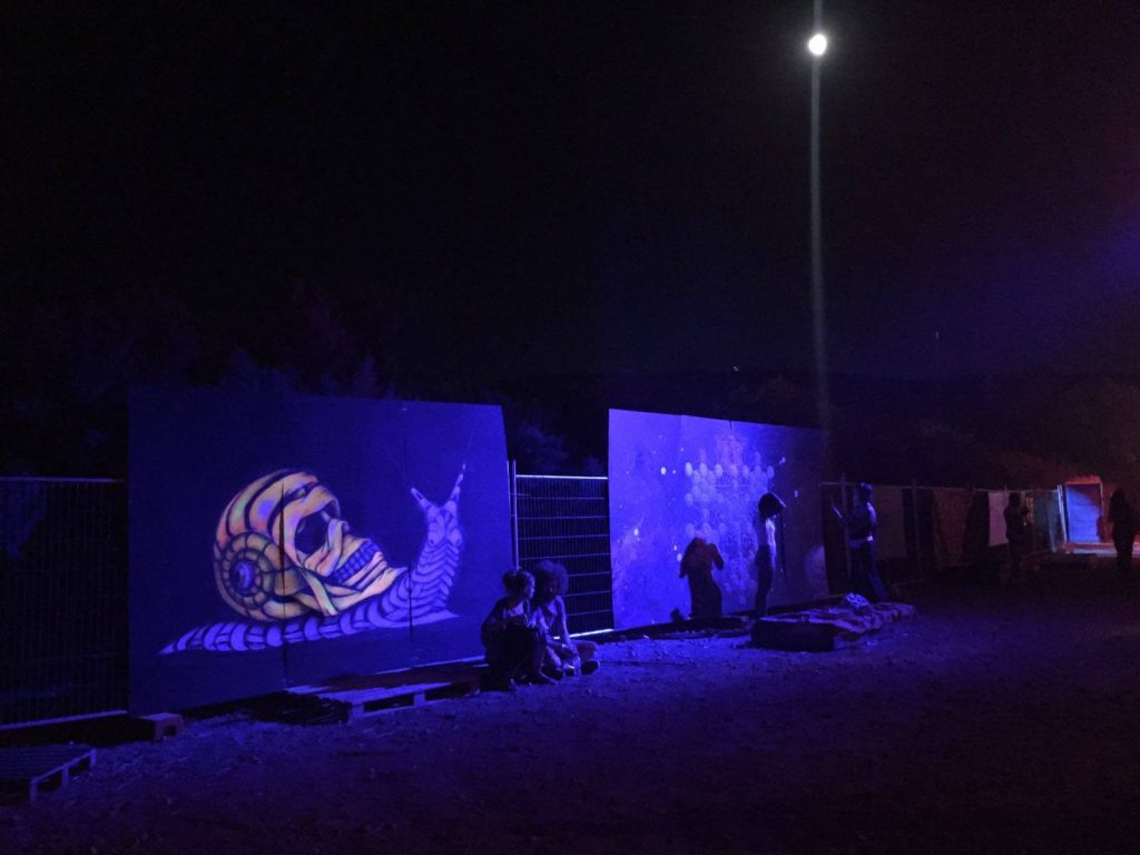 Snail's life by Otto Schade at Sunscape Festival Malta | Art-Pie