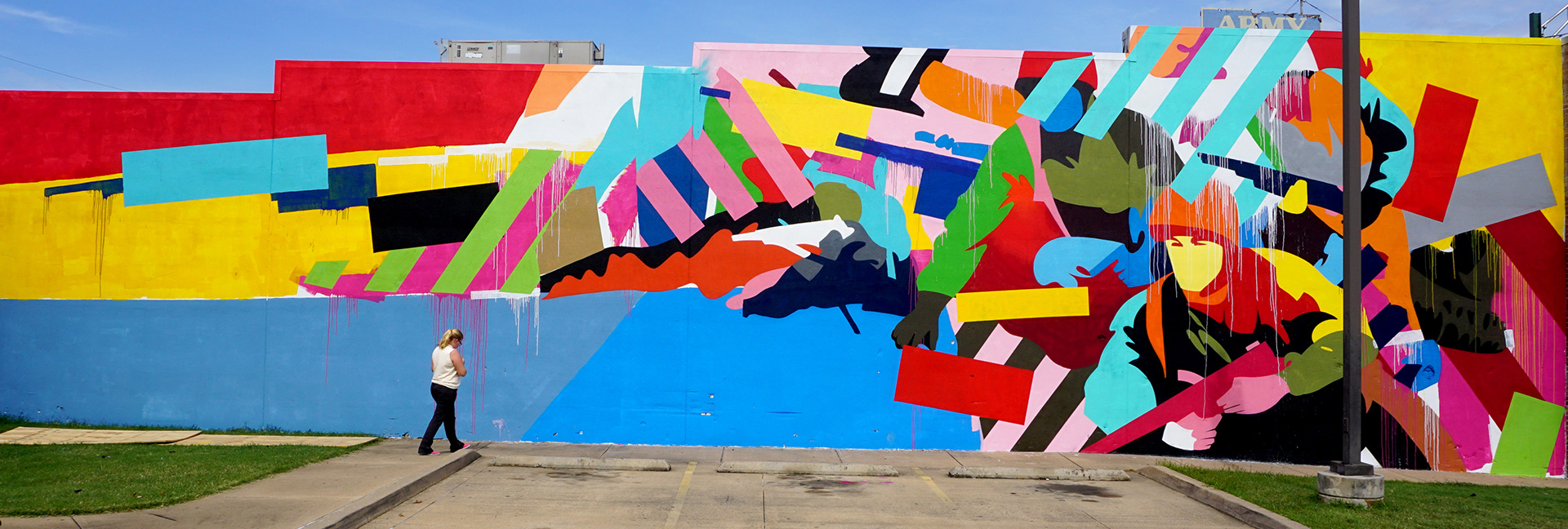 The Art Conference, artwork by Maser | Art-Pie