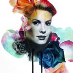 """Princess of Monaco"" by Kerry Beal   Art-Pie"