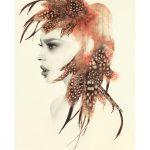 """ATHENA"" by Kerry Beal | Art-Pie"