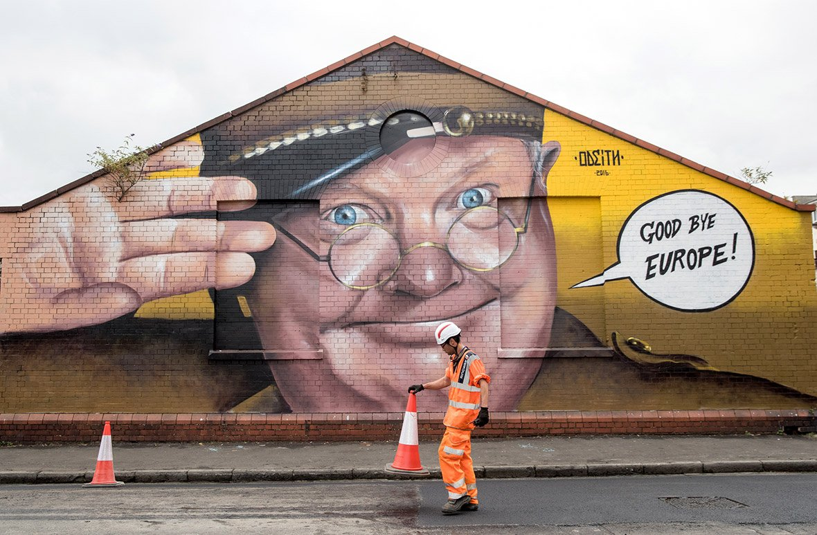 By Odeith on Brexit | Art-Pie