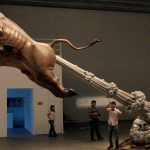 "Chen Weng Li ""farting bull"" 