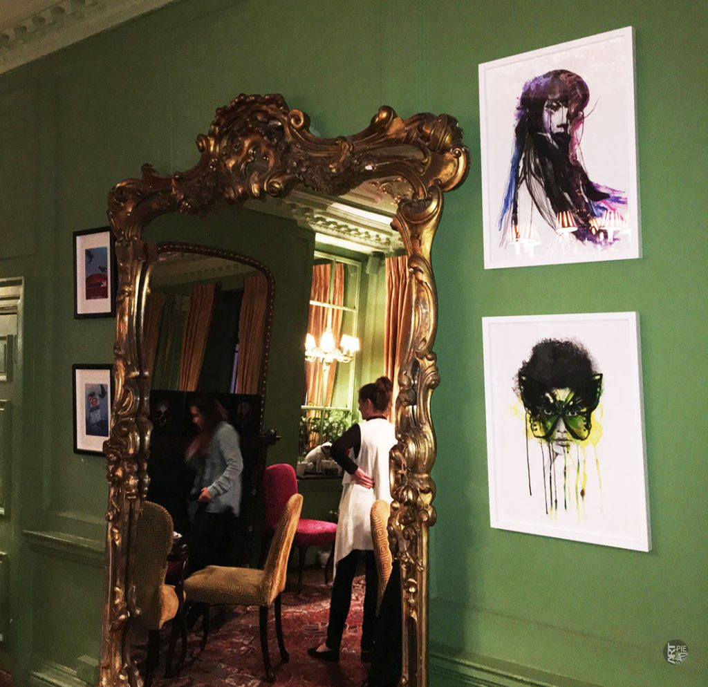 Pop up at l' Escargot London | Art-Pie