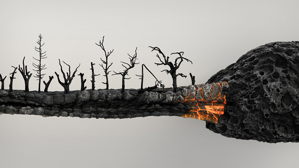 Campaign Against Forest Fires | Art-Pie