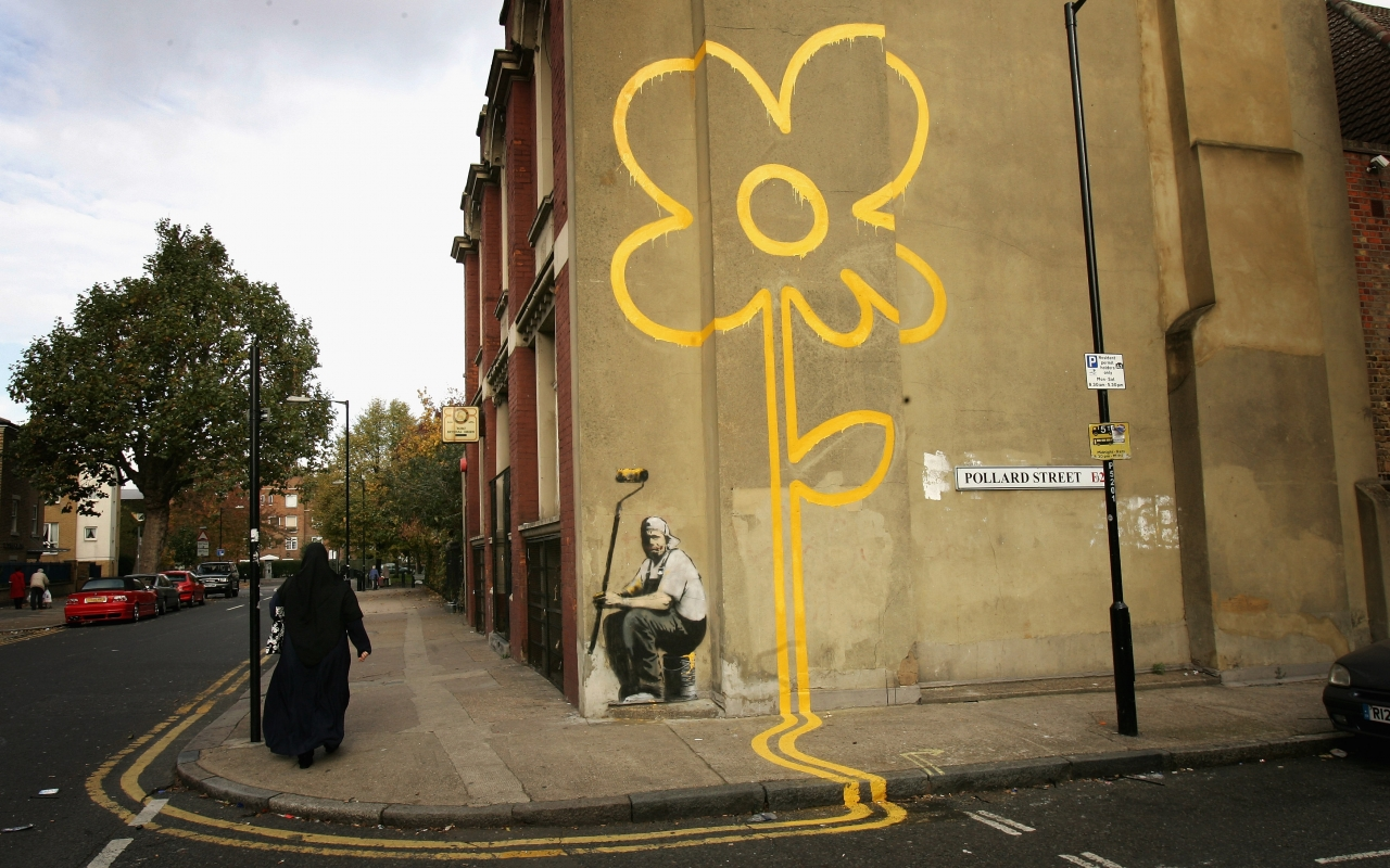 Urbanised art   Art-Pie