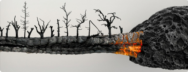 Campaign Against Forest Fires | Art-Piie