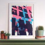 Piso - Pink | Art-Pie