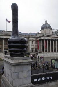 Thumbs Up by David Shrigley | Art-Pie
