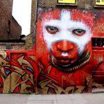 Dale Grimshaw in East London | Art-Pie