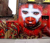 Dale Grimshaw in East London | Art-Pie