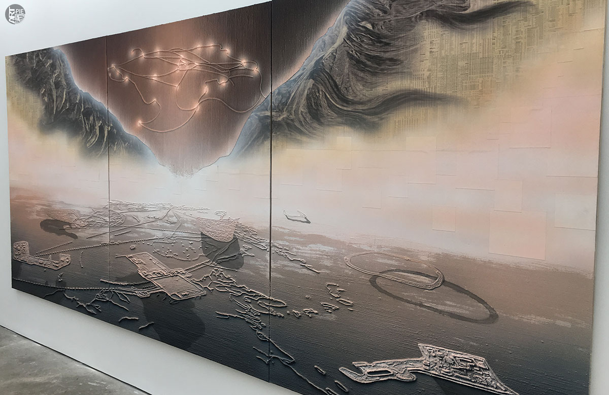 Gordon Cheung Unknowns Knows at Edel Assanti gallery   Art-Pie