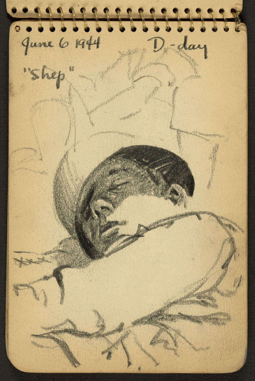 Victor Lundy's sketchbook | Art-Pie