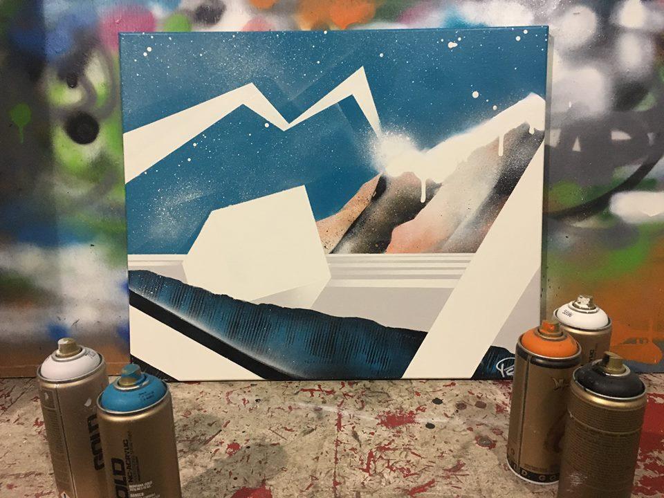 """""""WINTER"""" by Pierrick Senelaer   Art-Pie"""