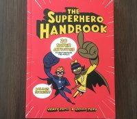 """The super hero handbook by James Doyle & Jason Ford"