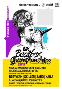 UK Beatbox Championships | Art-Pie