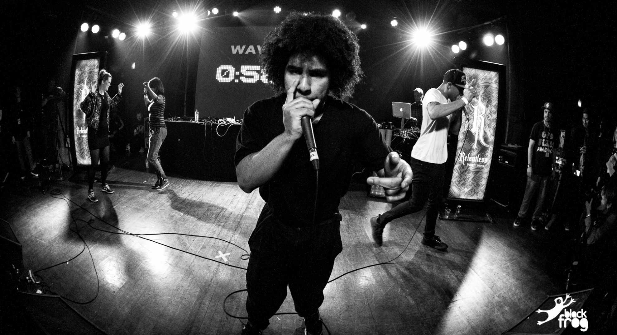 UK Beatbox Champiopnships   Art-Pie